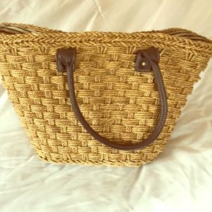 J Crew summer purse/bag
